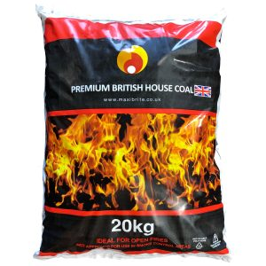 British Coal 20 Bag