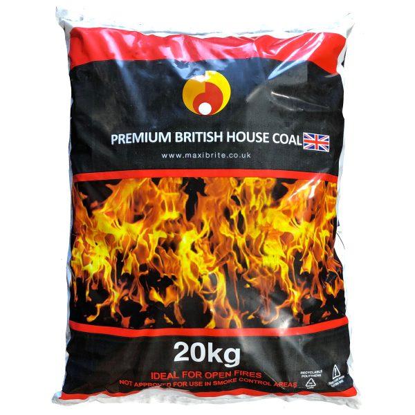 British Coal 20 Bag