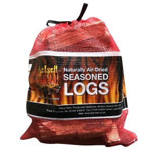 Netted Logs Bag